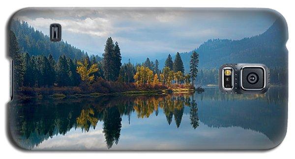 Autumn Reflection Galaxy S5 Case