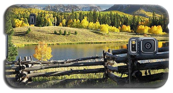 Autumn Serenade Galaxy S5 Case