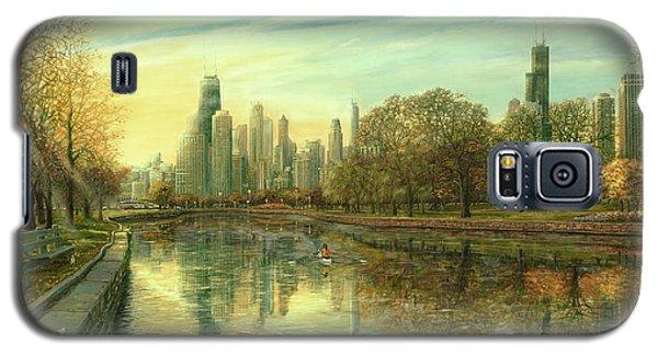 Autumn Serenity Galaxy S5 Case