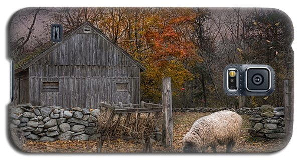 Autumn Sweater Galaxy S5 Case