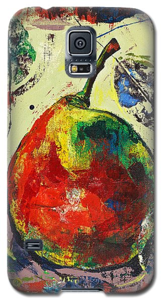 Autumn Swirl Galaxy S5 Case