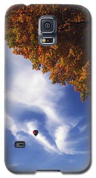 Autumn Traveler - Lake Geneva Wisconsin Galaxy S5 Case
