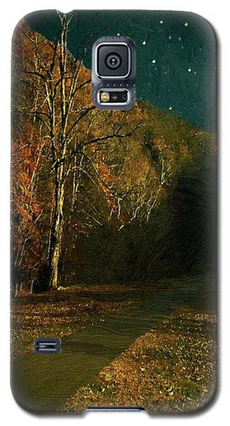 Autumn Tunnel Galaxy S5 Case