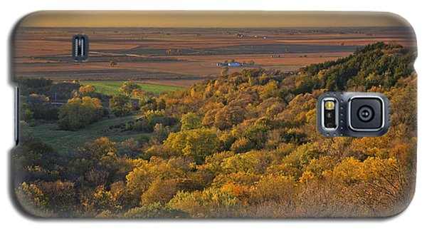 Autumn View At Waubonsie State Park Galaxy S5 Case