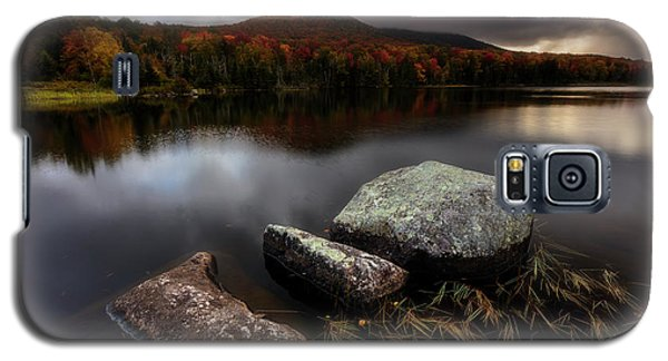 Autumn Visit Galaxy S5 Case by Mike Lang