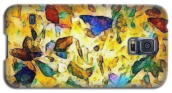 Autumn Galaxy S5 Case by William Wyckoff