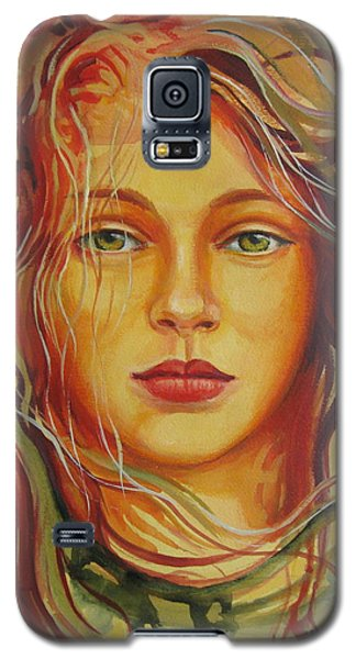 Autumn Wind 2 Galaxy S5 Case by Elena Oleniuc