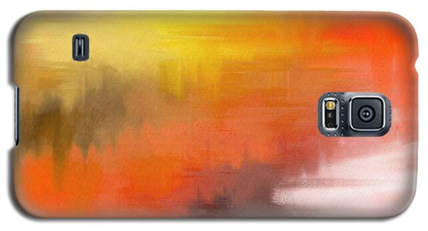 Autumnal Abstract  Galaxy S5 Case