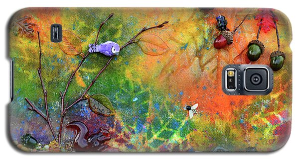 Autumnal Enchantment Galaxy S5 Case by Donna Blackhall