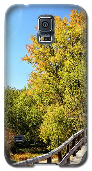Autumnal North Bridge Galaxy S5 Case
