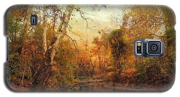 Autumnal Tones Galaxy S5 Case