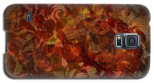 Autumnal Waning Galaxy S5 Case
