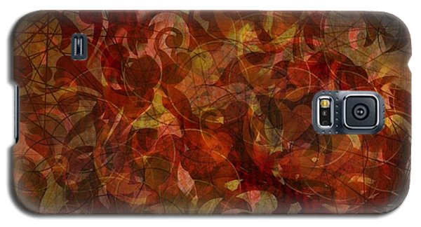 Autumnal Waning Galaxy S5 Case