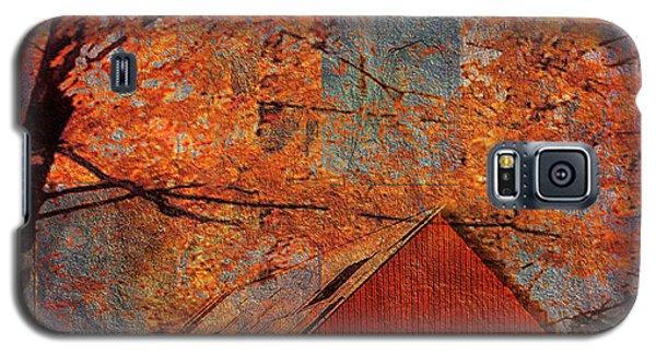 Autumn's Slate 2015 Galaxy S5 Case