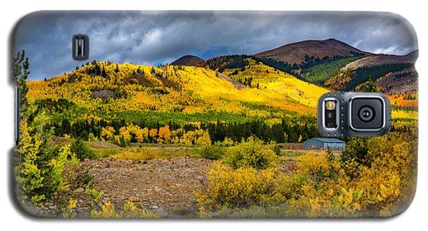 Autumn's Smile Galaxy S5 Case