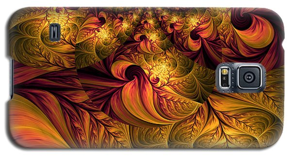 Autumns Winds Galaxy S5 Case
