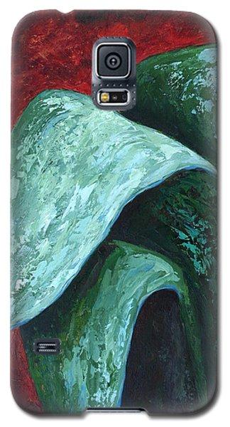 Av Leaves Galaxy S5 Case
