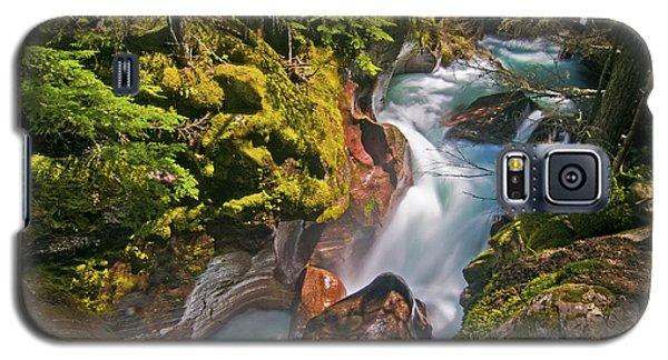 Avalanche Gorge Galaxy S5 Case