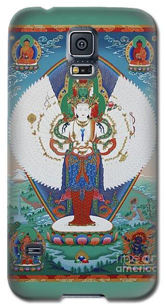 Avalokiteshvara Lord Of Compassion Galaxy S5 Case