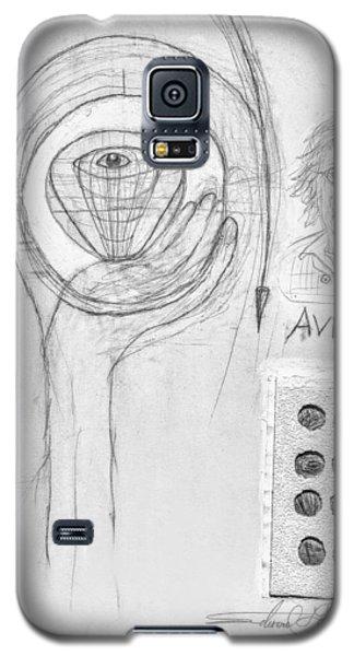 Avedon Master Of The Lens Galaxy S5 Case