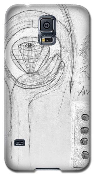 Avedon Master Of The Lens Galaxy S5 Case