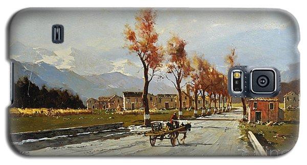 Avellino's Landscape  Galaxy S5 Case