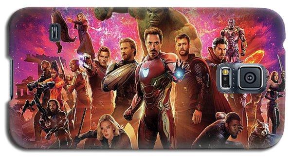Avengers Infinity War Galaxy S5 Case