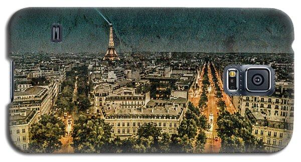 Paris, France - Avenue Kleber Galaxy S5 Case