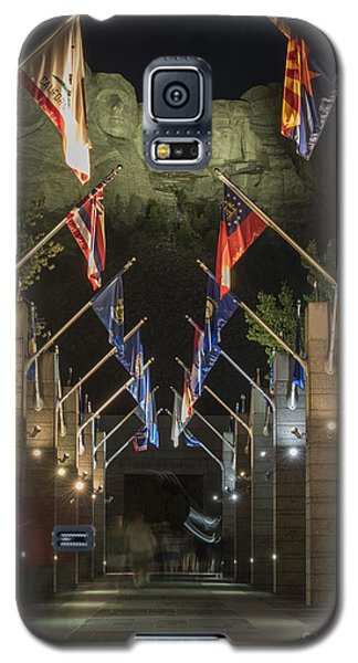 Avenue Of Flags Galaxy S5 Case