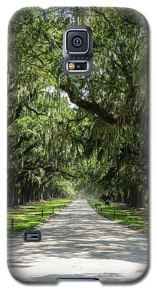 Avenue Of Oaks Galaxy S5 Case
