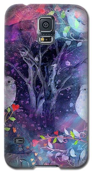 Avian Midnight Galaxy S5 Case