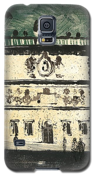 Avignon Historic Building Galaxy S5 Case by Martin Stankewitz