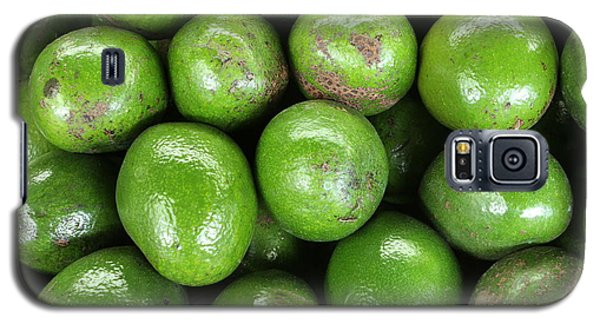 Avocados 243 Galaxy S5 Case