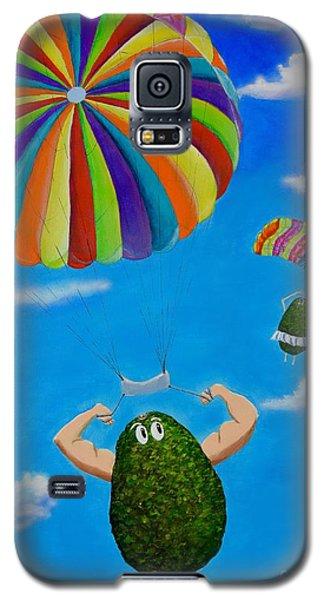 Avocado's From Heaven Galaxy S5 Case