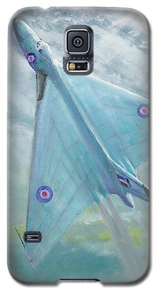 Avro Vulcan B1 Night Flight Galaxy S5 Case by Vincent Alexander Booth
