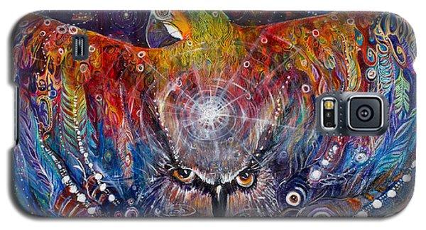 Awaken Galaxy S5 Case by Leela Payne