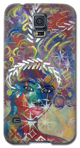Awakening Goddess Galaxy S5 Case