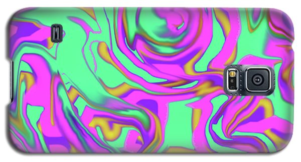 Awakening Spring Galaxy S5 Case