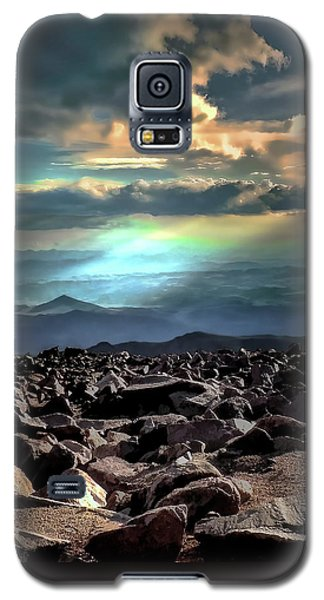 Galaxy S5 Case featuring the photograph Awareness ... by Jim Hill