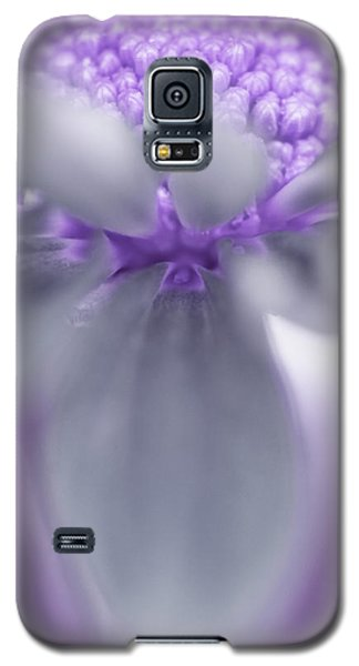Awashed In Lavender Galaxy S5 Case