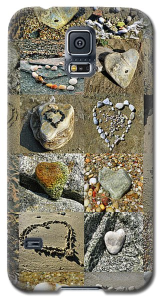 Awesome Hearts Found In Nature - Valentine S Day Galaxy S5 Case