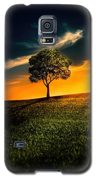 Awesome Solitude II Galaxy S5 Case