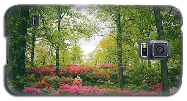 Azalea Hillside Galaxy S5 Case by Jessica Jenney