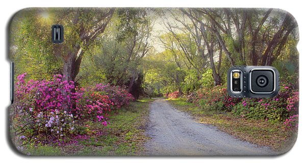 Azalea Lane By H H Photography Of Florida Galaxy S5 Case by HH Photography of Florida