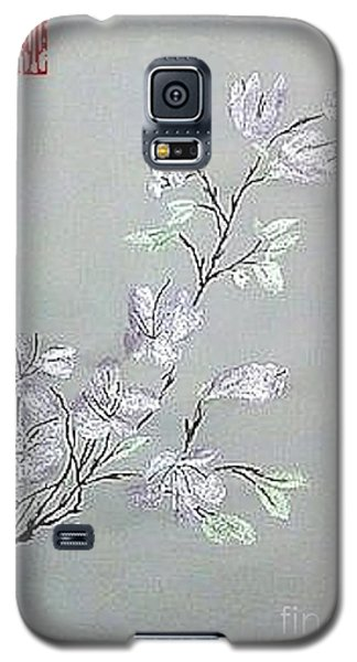 Azaleas Blooming Galaxy S5 Case