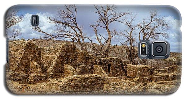Aztec Ruins, New Mexico Galaxy S5 Case