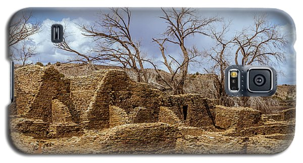 Aztec Ruins, New Mexico Galaxy S5 Case