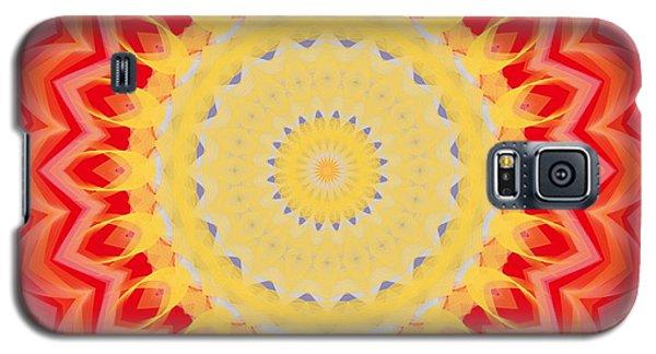 Aztec Sunburst Galaxy S5 Case