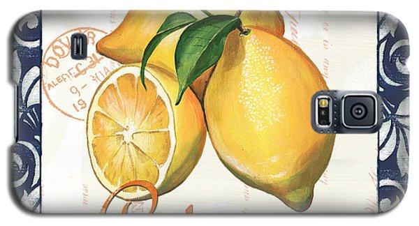 Azure Lemon 2 Galaxy S5 Case by Debbie DeWitt