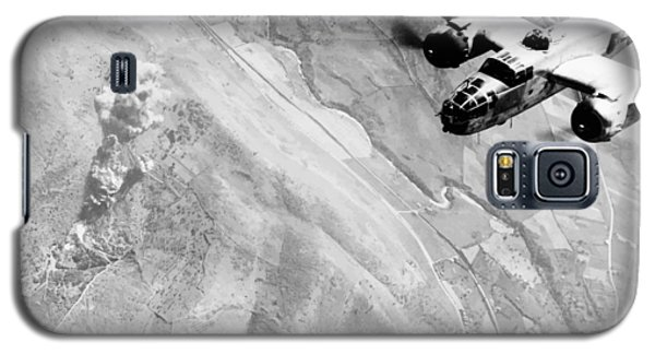B-25 Bomber Over Germany Galaxy S5 Case